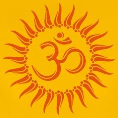 om-soleil-bouddhisme-spirituel-yoga-meditation-tee-shirts
