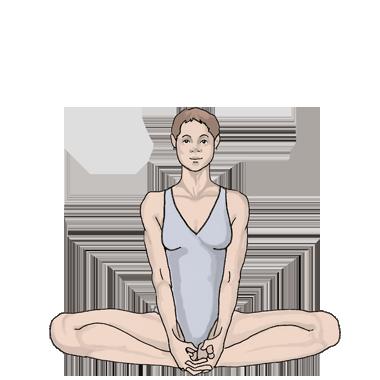 baddha-konasana