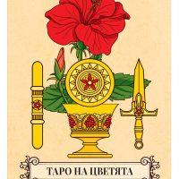 Таро на цветята, 56 карти за гадаене